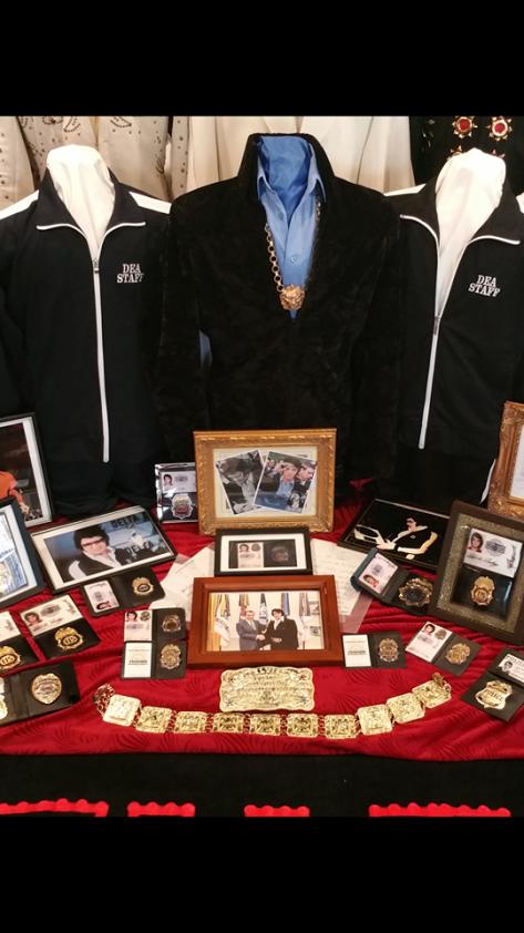 Elvis' DEA collection 3